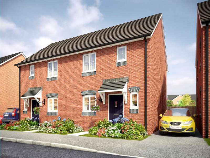 2 Bedrooms Property for sale in Saxon Meadows, Kempsey, Worcester