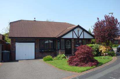 3 Bedrooms Bungalow for sale in Grant Close, Old Hall, Warrington, Cheshire