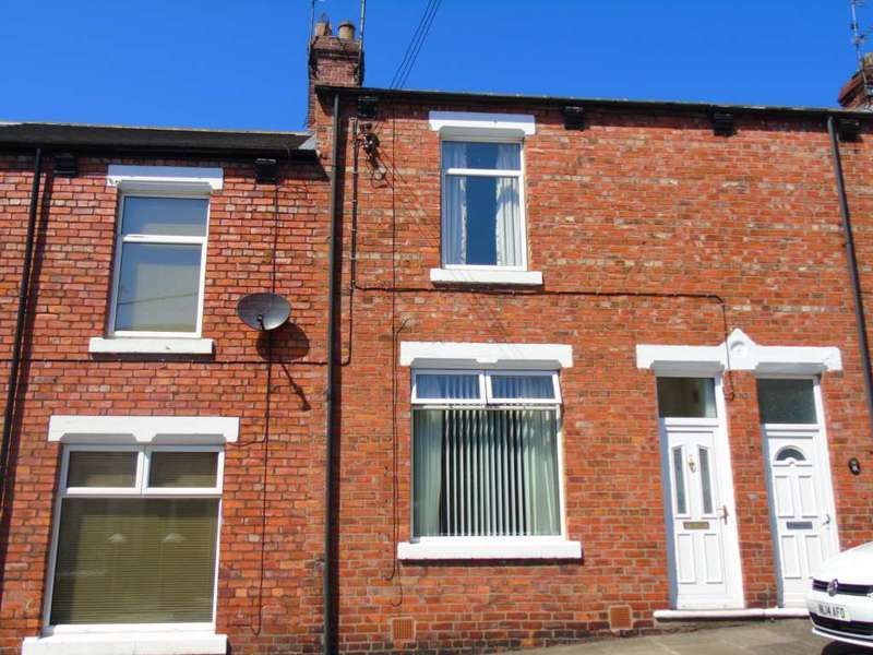 2 Bedrooms Semi Detached House for sale in Windsor Terrace, Crook