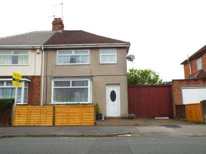 3 Bedrooms Semi Detached House for sale in Beech Drive, Braunstone Town, Leicester, Leicestershire