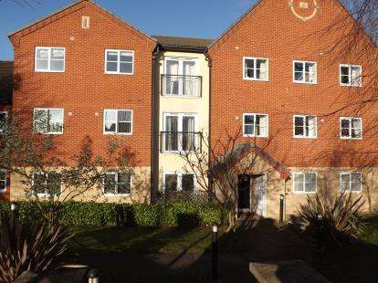 1 Bedroom Flat for sale in Mapperley Heights, Plains Road, Nottingham, Nottinghamshire