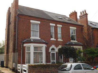 5 Bedrooms Semi Detached House for sale in North Road, West Bridgford, Nottingham, Nottinghamshire