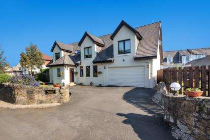 5 Bedrooms Detached House for sale in Springvale Road, Ayr