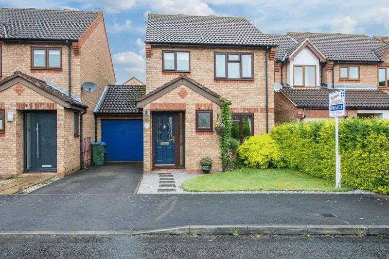 3 Bedrooms House for sale in Batt Furlong, Aylesbury