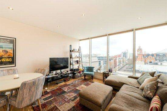 2 Bedrooms Apartment Flat for sale in Marylebone Road, Marylebone, London, NW1 5PL