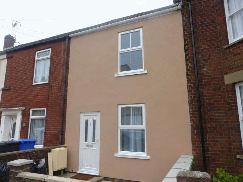 3 Bedrooms Terraced House for sale in Lowestoft