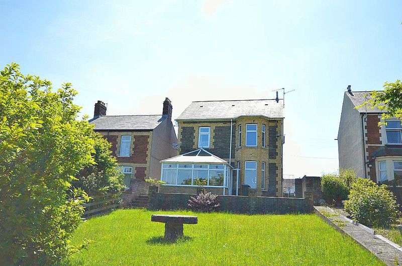 3 Bedrooms Detached House for sale in Ventnor Road, Cwmbran