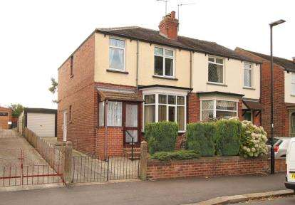 3 Bedrooms Semi Detached House for sale in Havercroft Road, Sheffield, South Yorkshire