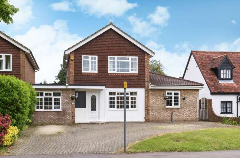 4 Bedrooms Link Detached House for sale in Radstock Lane, Earley