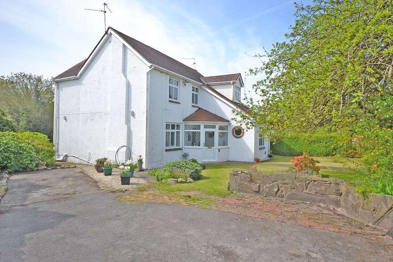5 Bedrooms Detached House for sale in Caerphilly Road, Bassaleg, Newport, Gwent. NP10 8LF