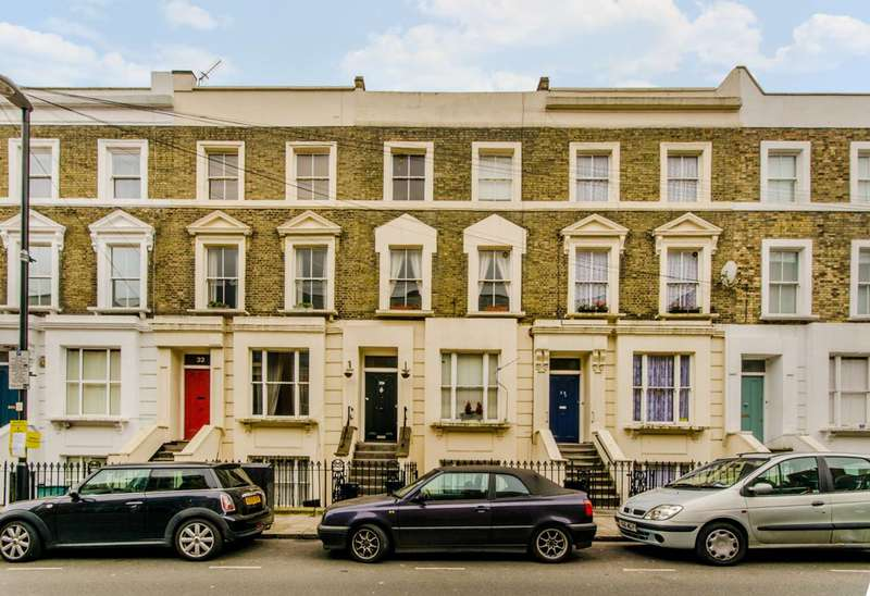 2 Bedrooms Maisonette Flat for sale in Benwell Road, Islington, N7