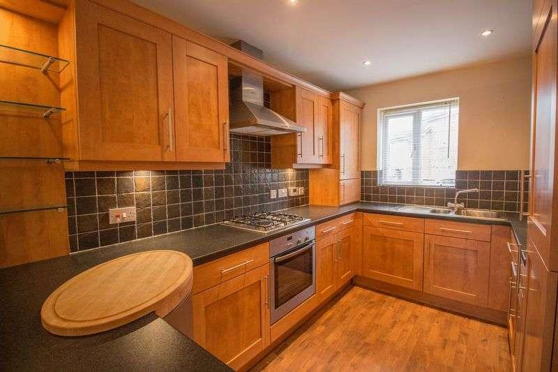 3 Bedrooms Terraced House for sale in Fox Dene View, Greenside