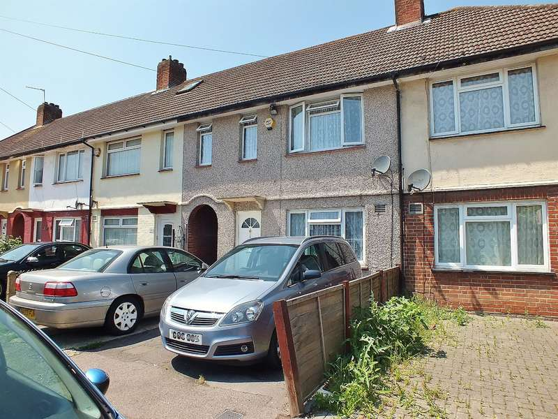 3 Bedrooms Terraced House for sale in Hayes, Middlesex