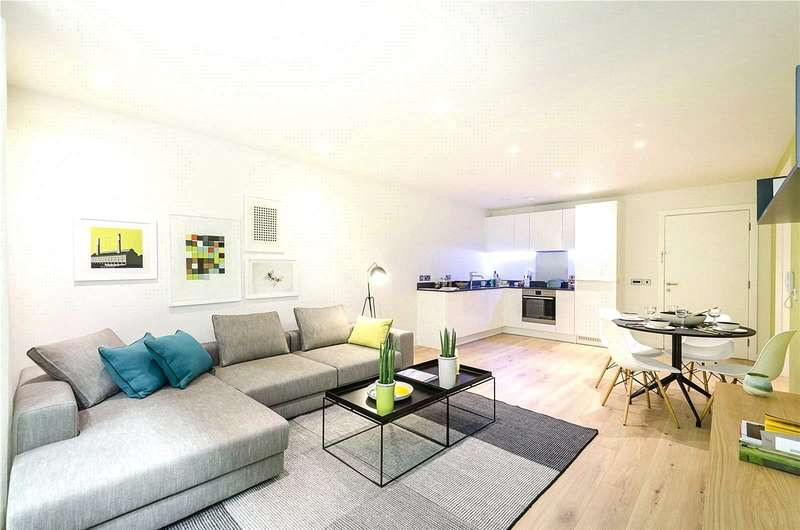 3 Bedrooms Flat for sale in E13.03, Colindale, London, NW9