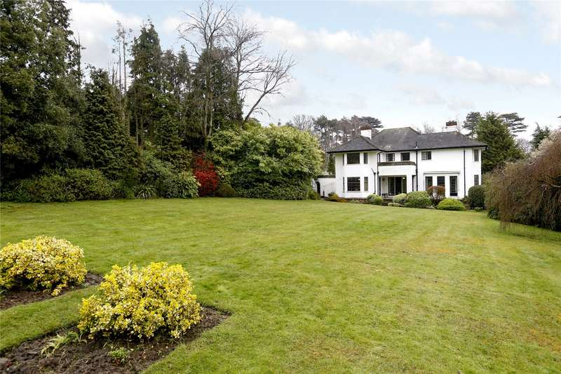 Detached House for sale in The Drive, Coombe Hill, Surrey, KT2