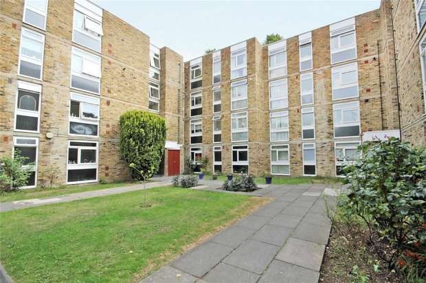 2 Bedrooms Flat for sale in Abinger Court, 36 Gordon Road, Ealing