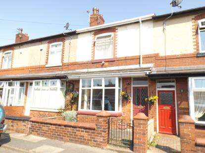 2 Bedrooms Terraced House for sale in Carr Lane, Lowton, Warrington, Greater Manchester