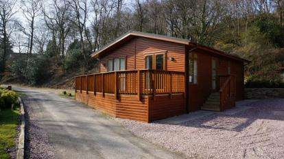 2 Bedrooms Bungalow for sale in Stoneyfold Park, Bosley, Macclesfield, Cheshire