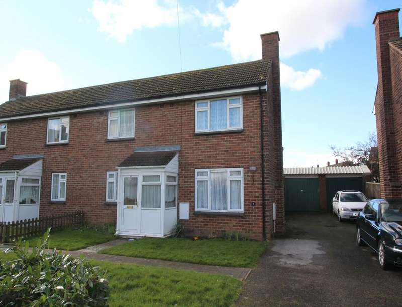 2 Bedrooms Semi Detached House for sale in Lloyd Place, Hemswell Cliff, Gainsborough, DN21
