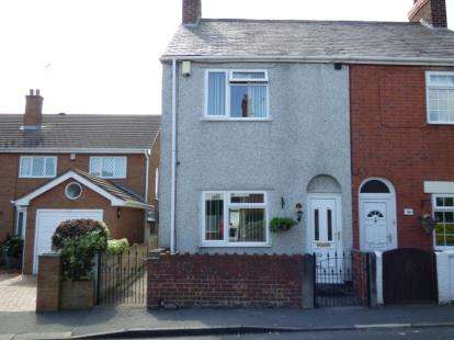 2 Bedrooms Semi Detached House for sale in Padeswood Road, Buckley, Flintshire, CH7