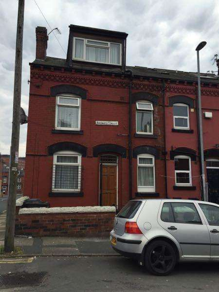 2 Bedrooms Terraced House for sale in Bayswater Terrace, Leeds