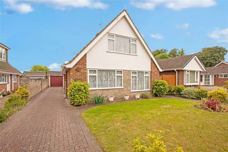 4 Bedrooms Detached Bungalow for sale in Fontwell Close, Maidenhead, Berkshire, SL6
