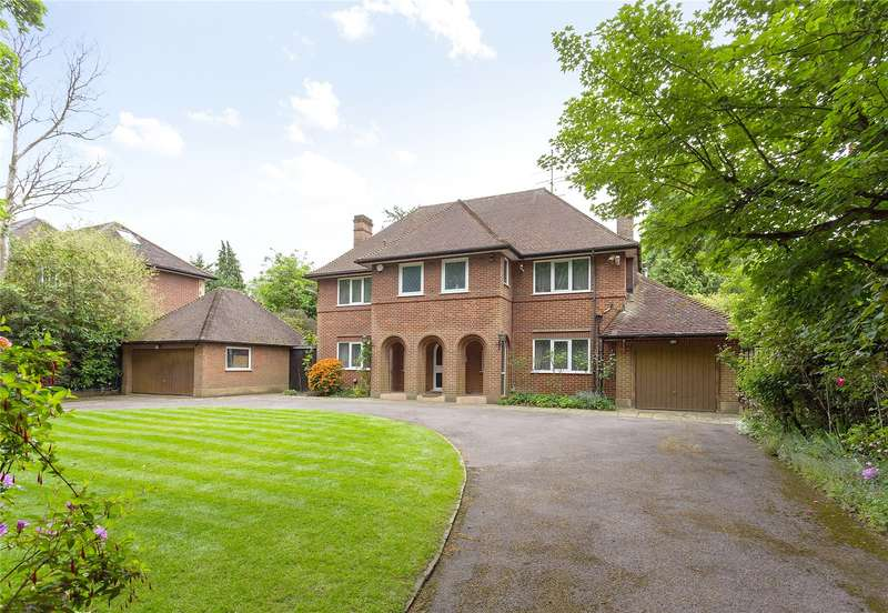 4 Bedrooms Detached House for sale in The Common, Stanmore, Middlesex, HA7