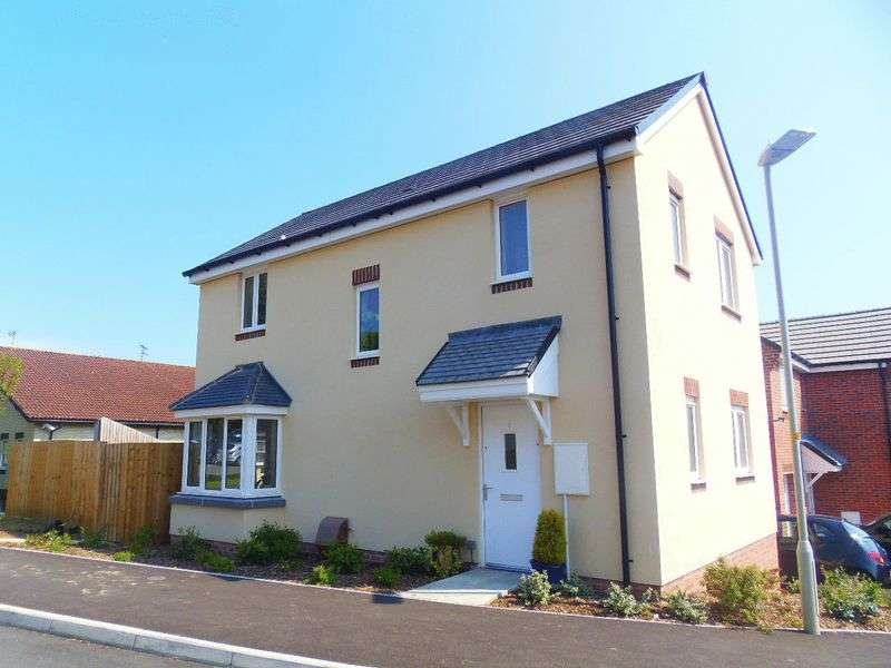 3 Bedrooms Detached House for sale in Marlstone Close, Gloucester