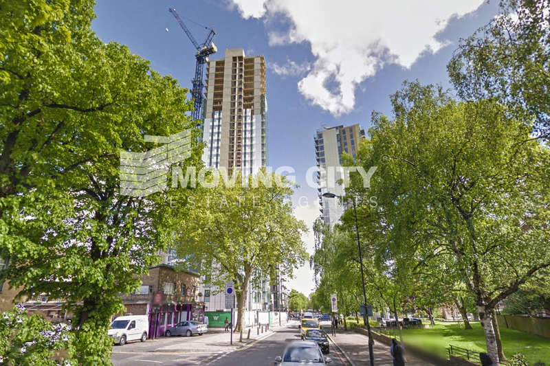 2 Bedrooms Flat for sale in Skyline, Woodberry Down, Finsbury Park