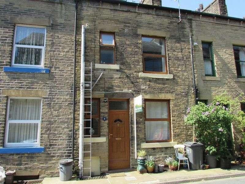 2 Bedrooms Terraced House for sale in Broughton Street, Hebden Bridge