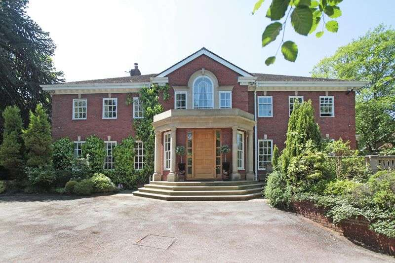 5 Bedrooms Detached House for sale in Hilltop, Hale