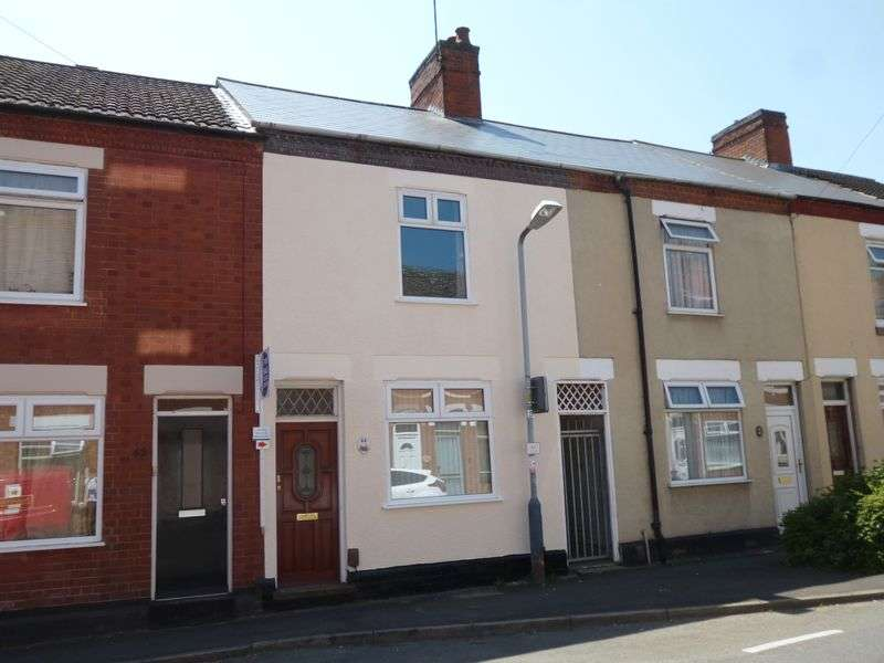 2 Bedrooms Terraced House for sale in Willington Street, Abbey Green, Nuneaton