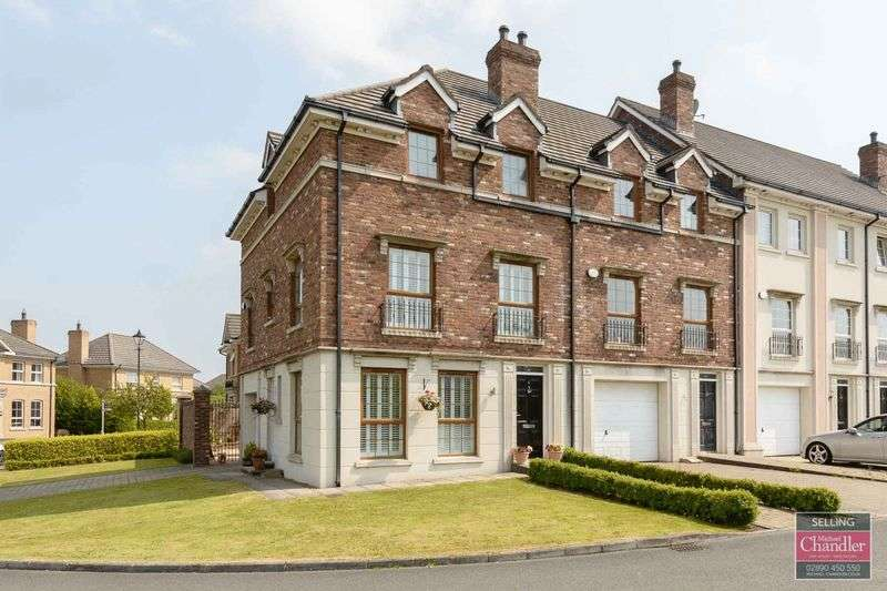 4 Bedrooms House for sale in 5 Berkeley Hall Place, Lisburn, BT27 5SB