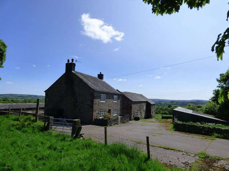 3 Bedrooms Detached House for sale in Horton, Leek, Staffordshire