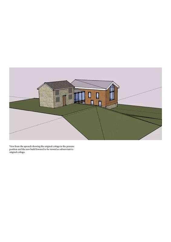 4 Bedrooms Land Commercial for sale in Llansoy, Usk
