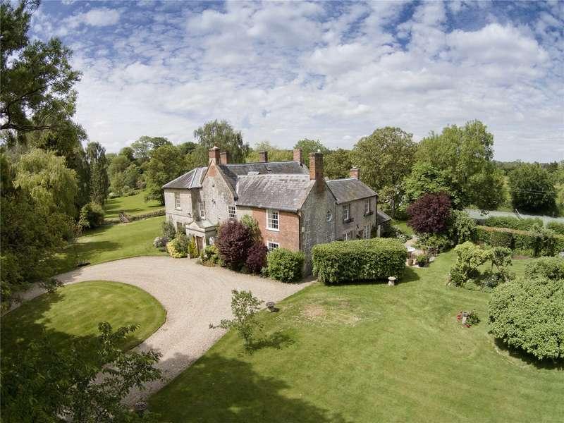 7 Bedrooms Detached House for sale in Norton Bavant, Warminster, Wiltshire, BA12