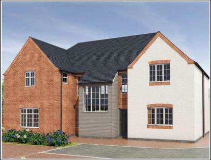 5 Bedrooms Detached House for sale in Plains Road, Mapperley Plains, Nottingham