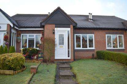1 Bedroom Terraced House for sale in Curlew Close, Boley Park, Lichfield, Staffordshire