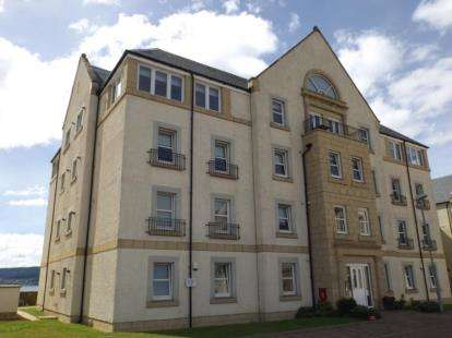 2 Bedrooms Flat for sale in Harbourside, Inverkip