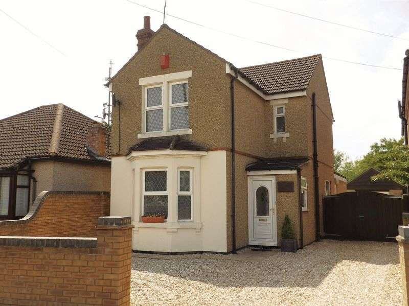 3 Bedrooms Detached House for sale in Cheney Manor Road, Rodbourne Green