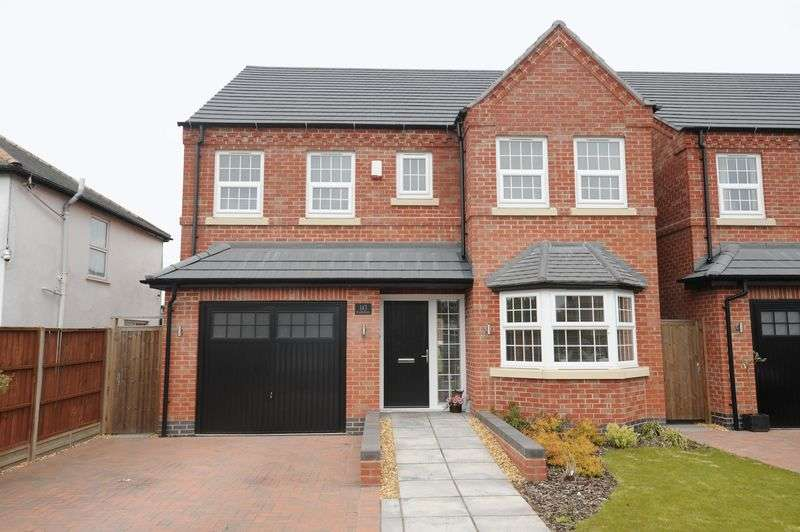 4 Bedrooms Detached House for sale in Plains Road, Nottingham