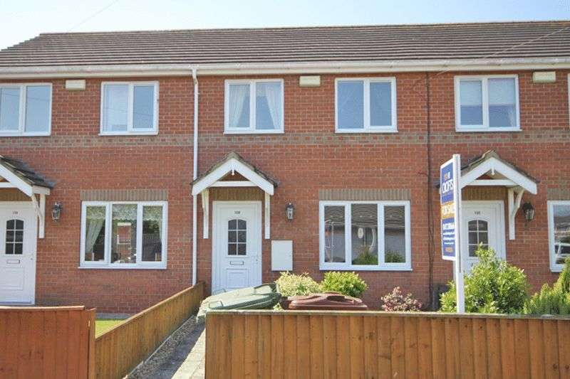 3 Bedrooms Terraced House for sale in SALAMANDER CLOSE, GRIMSBY