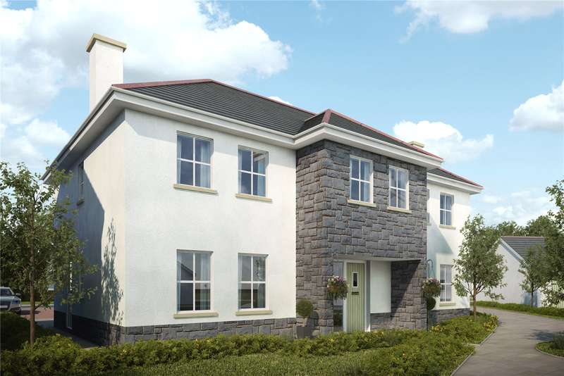 4 Bedrooms Detached House for sale in Florence (Plot 1), Green Meadows Park, Narberth Road, Tenby