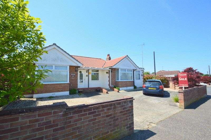 4 Bedrooms Detached Bungalow for sale in Olive Road, New Costessey