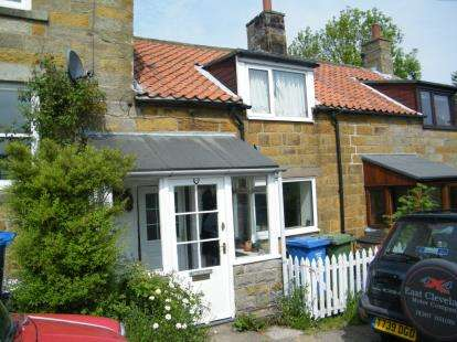 2 Bedrooms Terraced House for sale in Low Wood Lane, Lealholm, Whitby, North Yorkshire