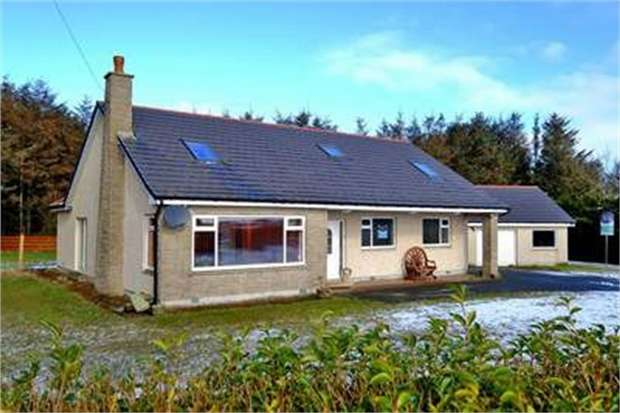 5 Bedrooms Detached House for sale in Auchleuchries, Ellon, Aberdeenshire