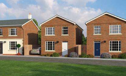 4 Bedrooms Detached House for sale in The Close, Well Street, Holywell, CH8