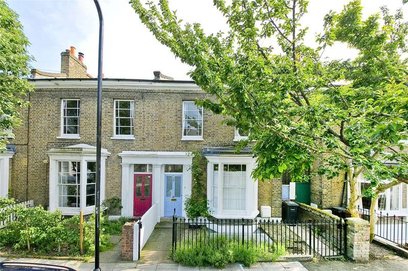 4 Bedrooms Terraced House for sale in Lavender Grove, Hackney, E8