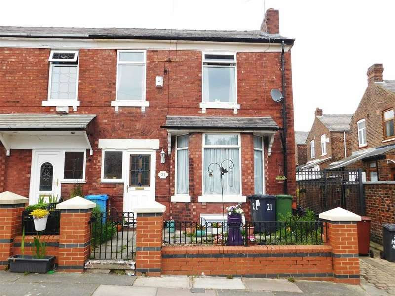 3 Bedrooms Property for sale in Hobson Street, Delemere Park, Manchester