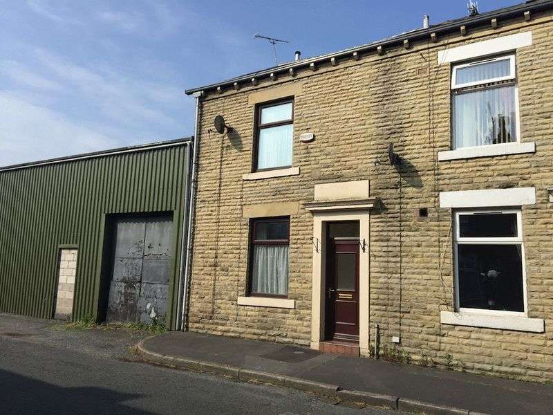 3 Bedrooms Terraced House for sale in Charles Street, Littleborough